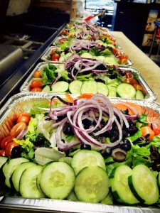 We'll cater your next event in Marietta. Your guests will thank you!