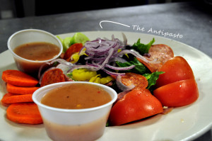 Anitpasto Salad
