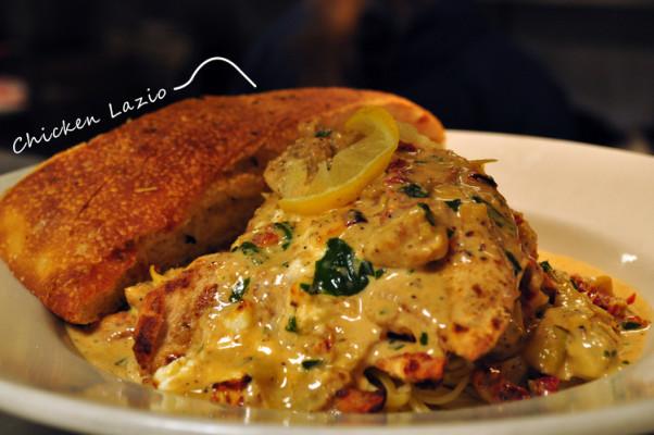 Chicken Lazio